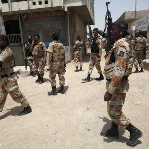 26 Killed in Pakistan Border Clash