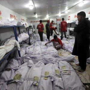 700 Perish in  Pakistan Heatwave