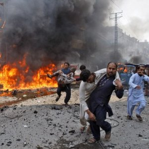 4 Killed in Pakistan Suicide Attack