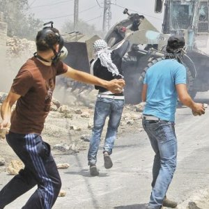Palestine Slams Israel Stone-Throwing Bill