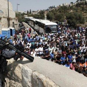 Israeli Forces Storm Al-Aqsa