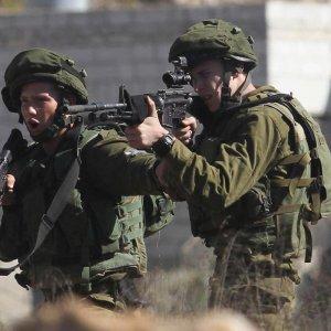 Palestinian Shot Dead