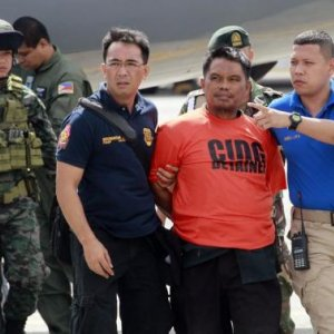 Leader Linked to Philippine Bombings Captured