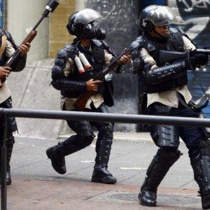 Police Killing in Venezuela
