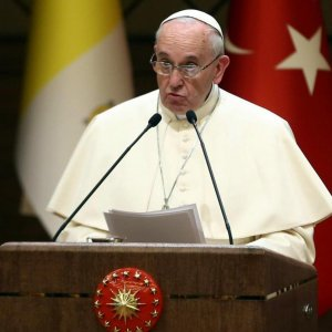Papal Appeal for Fight Against Poverty