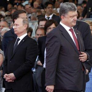 Putin, Poroshenko to Meet in Milan