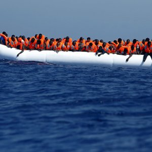 1,151 Migrants Rescued off Libyan Coast