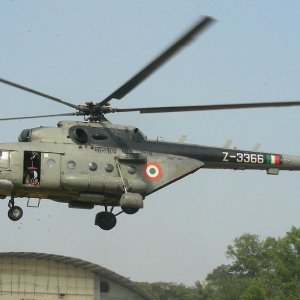India Wants Russian Copters