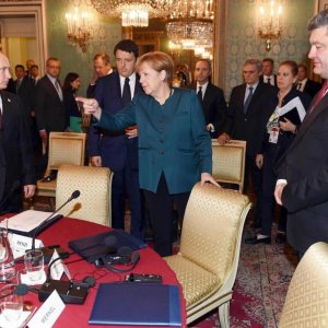 Russia, Ukraine  in Tentative Gas Deal