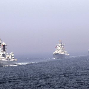 Russia to Hold Naval Exercises Off  Syrian Coast