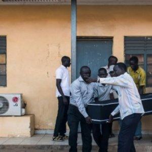 S. Sudan Journalist Slain