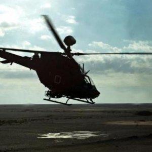 Saudi Pilot Killed in Helicopter Crash