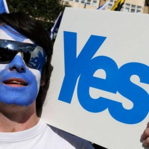 Scottish Independence Supporters Lead Poll