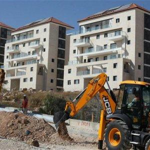 More Israeli Settlements