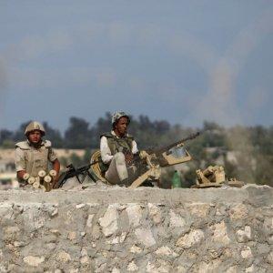 Egypt Army Kills 7 Militants in Sinai