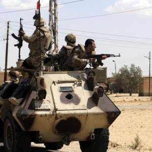 31 Soldiers Killed,   Emergency in Sinai