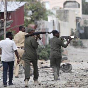 8 Cops Killed in Somalia