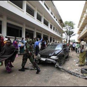 Al-Shabab Attack in Somalia