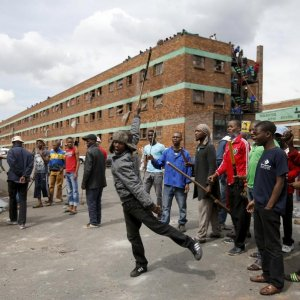Shops Torched, Looted as Xenophobic Attacks Spread in South Africa