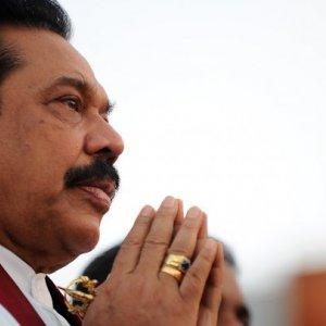 Ex-Sri Lanka President Concedes Election Defeat