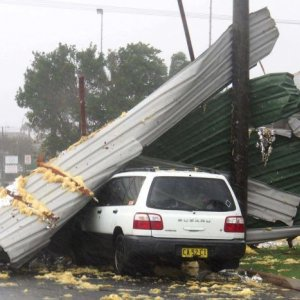 Storm  in Australia