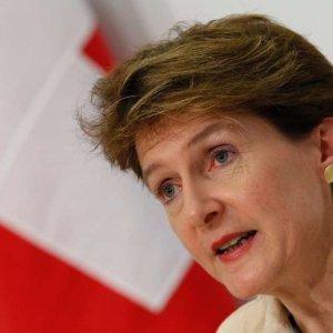 Switzerland Backs 2-State Israeli-Palestinian Solution