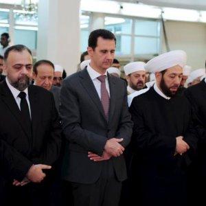 Assad Supports Political Dialogue
