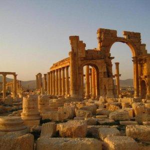 Syria's Palmyra in Danger