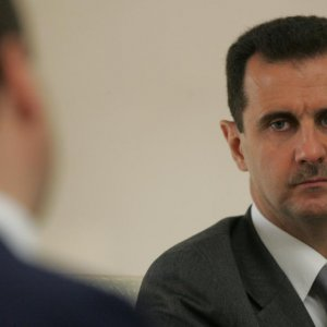 Assad Confident of Russia's Support for Syria