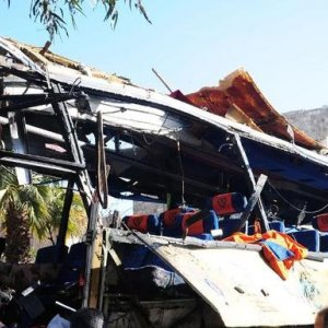 7 Killed in Damascus Bus Blast