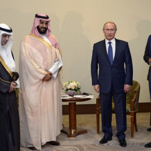 Russia, Saudi Arabia Agree  to Cooperate in Syria
