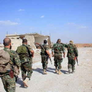 Syrian Army Advances Near Aleppo