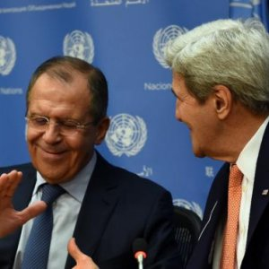 Kerry, Lavrov Agree to Meet Over Syria Peace Talks