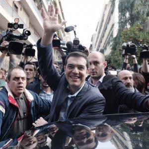 Syriza Wins Greece Vote, Seals Coalition Deal