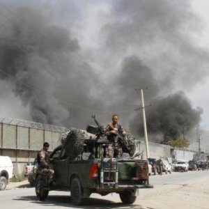 Afghan Taliban Kill 25 Pro-Gov't Forces