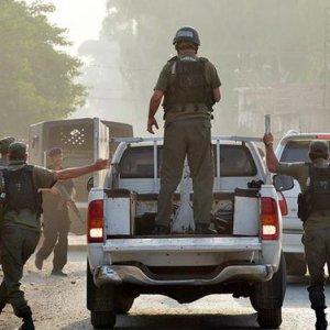6 Taliban Militants Killed in Peshawar Air base Attack