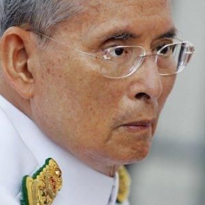 Thai King Back in Hospital