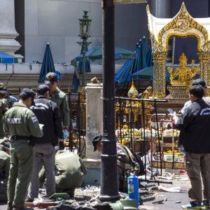 Malaysia Arrests Suspects Over Bangkok Blast