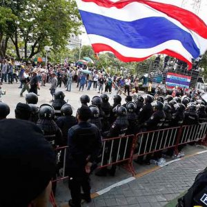 Thailand Protesters Defy Military
