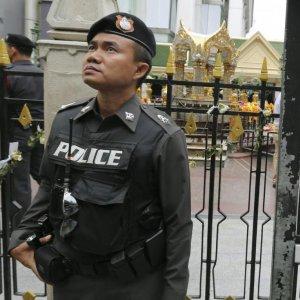 Thailand Arrests  2nd Suspect
