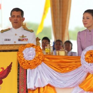 Thai Prince Divorces Wife