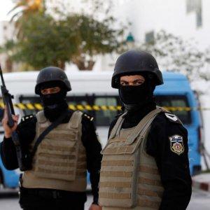 Tunisian Border Guard Killed