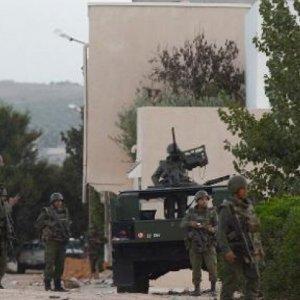 Firefight Ahead of Tunisia Vote