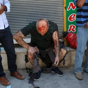World Condemns Bomb Attack in Turkey