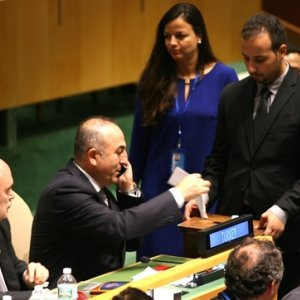 No UNSC Seat for Turkey