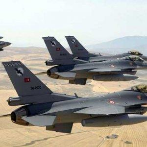 Airstrikes on PKK Targets