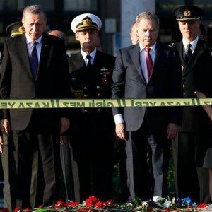 3 Top Police Officials Sacked Over Ankara Bombings