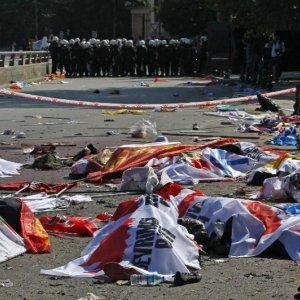 Pressure on Turkish Gov't Over Ankara Bombing