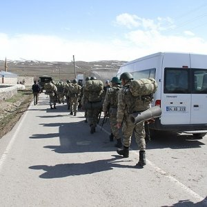 Turkey Security Forces Attacked