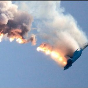 Turkish Jets Crash
